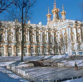 La Russie pour le Nouvel An