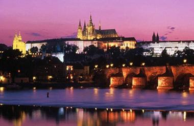 Un week-end romantique à Prague