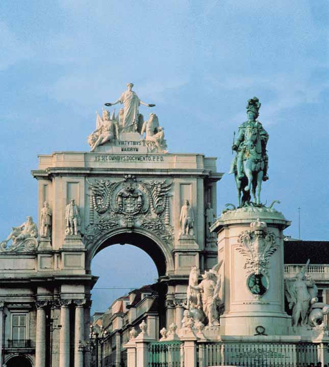 Lisbonne pour son patrimoine