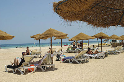 Bronzez en Tunisie
