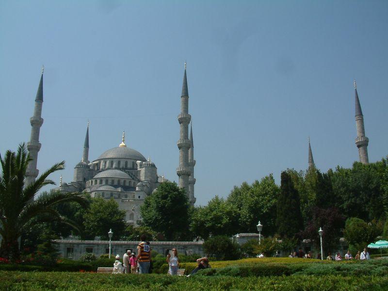 Découvrez les monuments de la Turquie