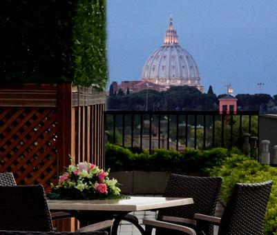 Volupté et luxe à Rome