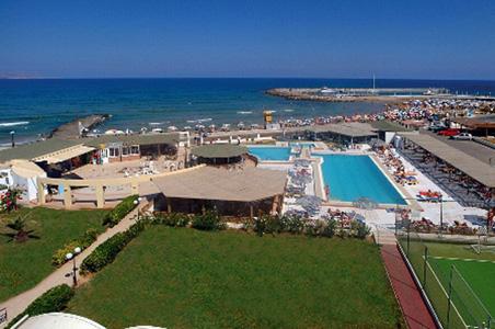 Détente en Crète
