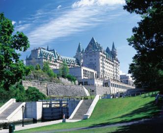 Nuit de luxe à Ottawa